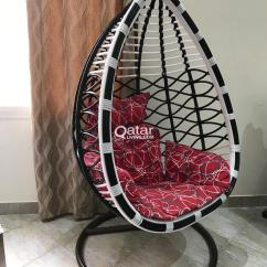 Hanging Chair Qatar Selig Lounge Parts For Indoor Outdoor On Sale Living Title