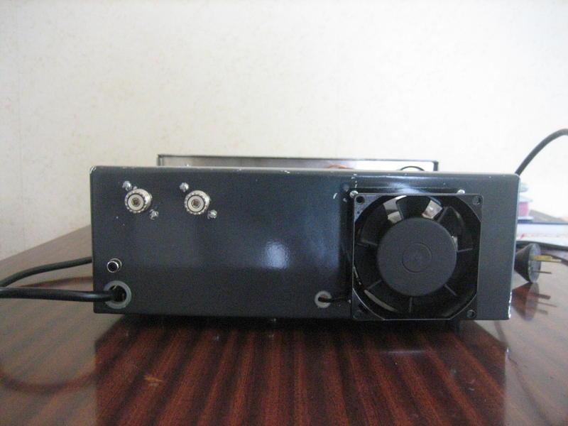 Homebrew 813 Amplifier Linear