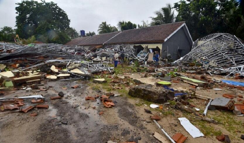 Sismo En Lombok Indonesia Deja Tres Muertos Y 182