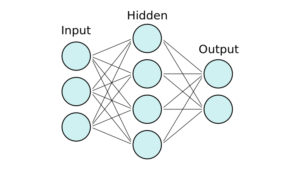 medium resolution of neural network structure