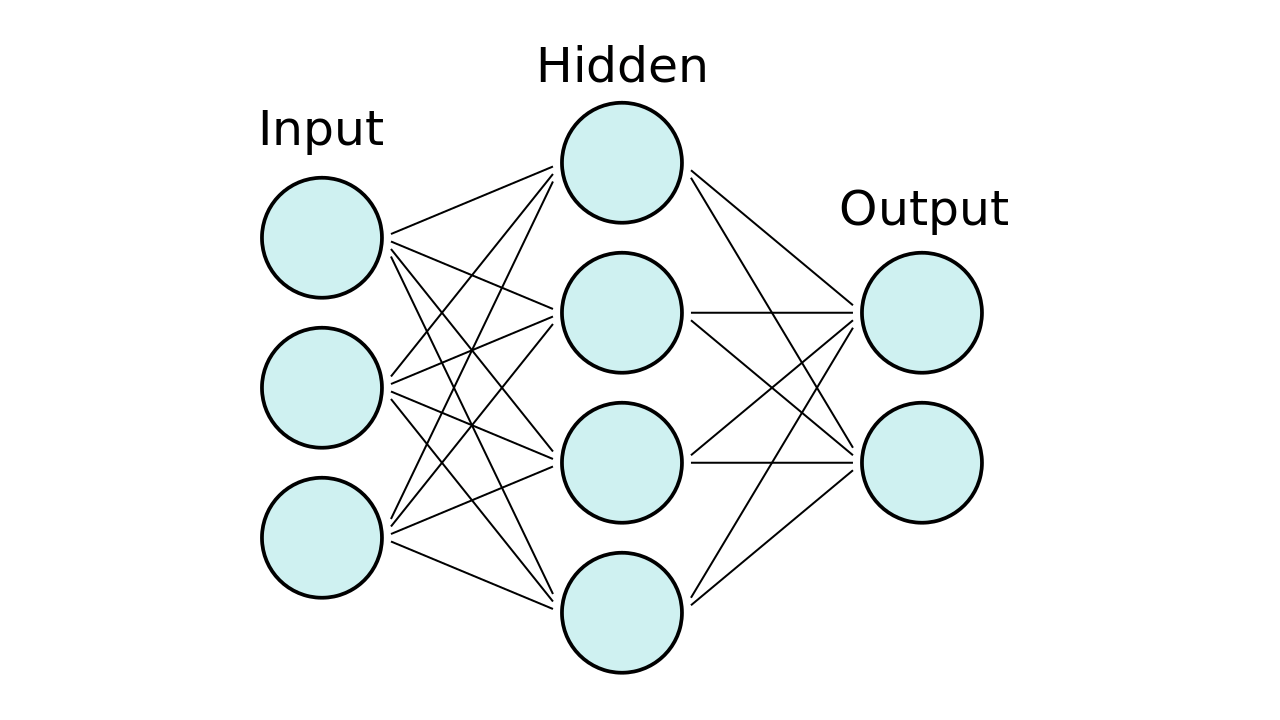 hight resolution of neural network structure