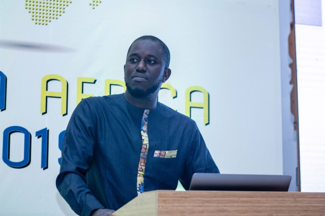 Moustapha Cisse PyCon Africa Talk