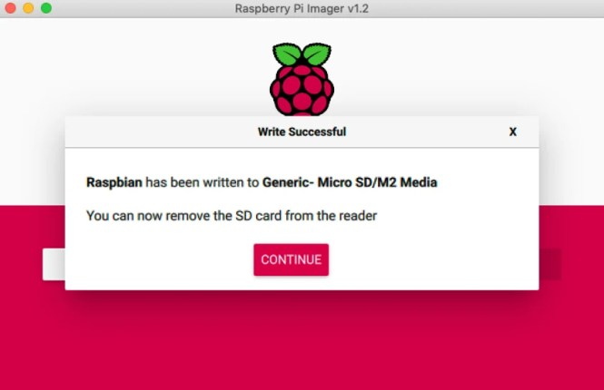 Imageur Raspberry Pi complet