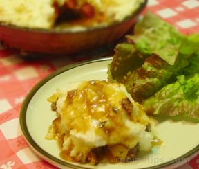 Tater Tot Casserole With Mixed Vegetables Recipe