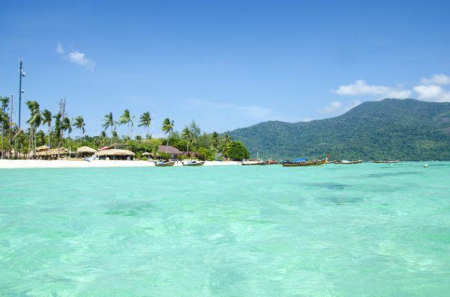 best beach in thailand, asia