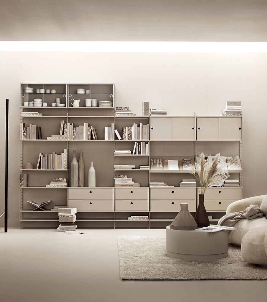 Living Room Shelves For Tv