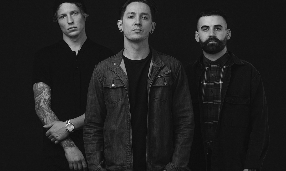 """The Word Alive's Telle Smith: """"The Core Of The Word Alive Has Always Been The Three Of Us"""" - Features - Rock Sound Magazine"""