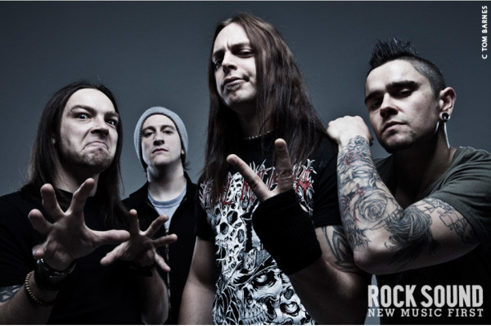 Exclusive Cover Gallery Bullet For My Valentine Photos