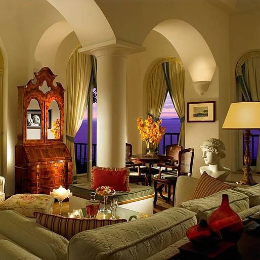 Le 8 suite di lusso pi belle di Capri  Lifestyle  Isola