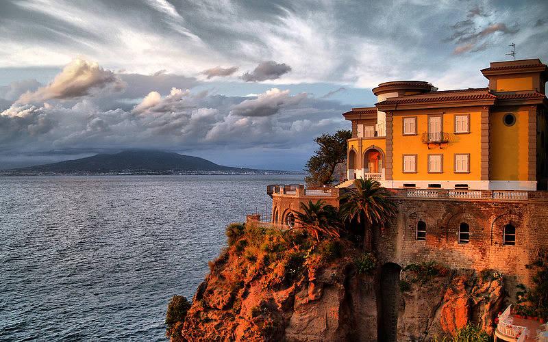 I 7 luoghi pi romantici di Sorrento  Sorrento