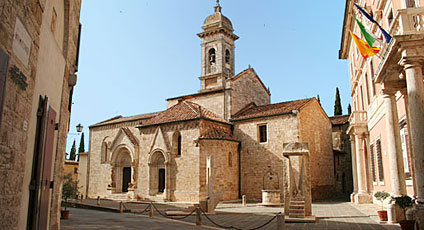 San Quirico dOrcia Hotels  Boutique hotels and luxury