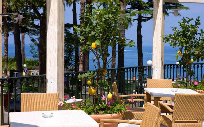 Grand Hotel La Favorita Sorrento Rates Availability And