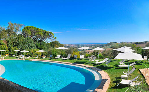 Castello di Monterado Monterado e 18 hotel selezionati