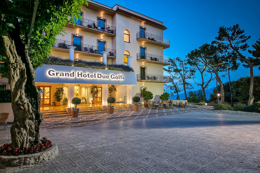 Grand Hotel Due Golfi  SantAgata sui Due Golfi  Book online