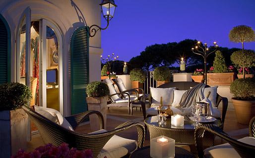 Hotel Splendide Royal  Roma Hotel de Charme