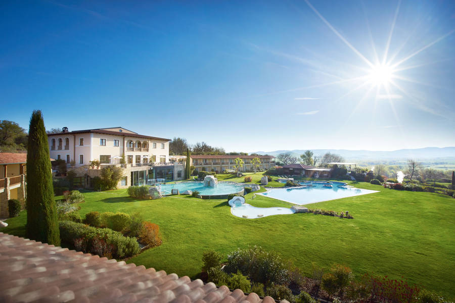 Adler Thermae  San Quirico dOrcia and 94 handpicked