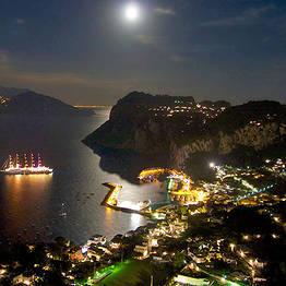 Book Night Transfer To Nerano Capri Booking