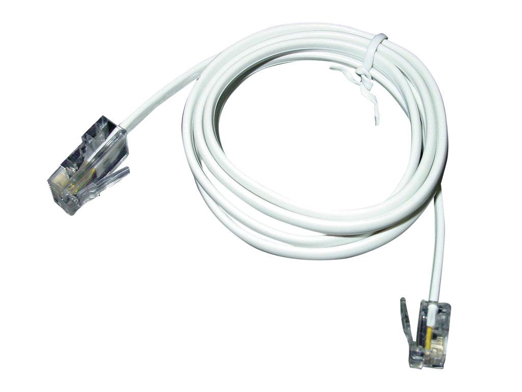 Sandberg Telephone cable RJ11-RJ45, 2m (507-60)