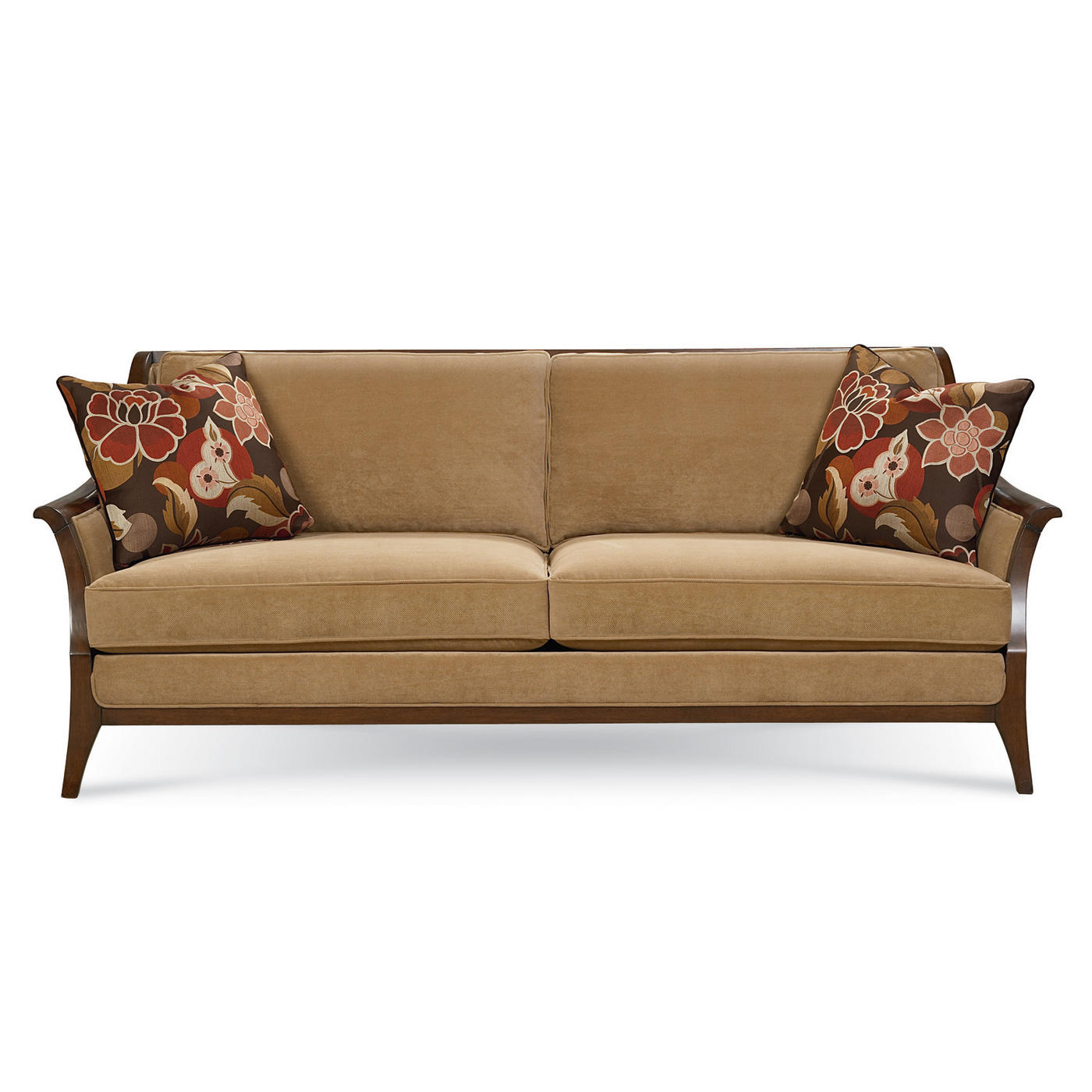 wooden sofa design gallery modern sofas london schnadig international upholstery ella wood by