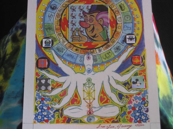 Lsd Artwork -psychedelic Historical Cultural Museums Of