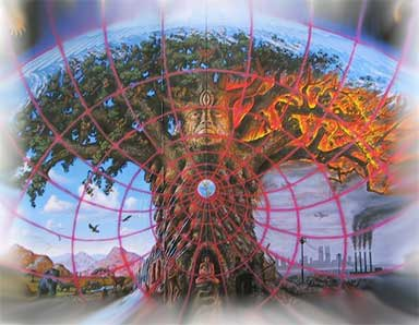 Trippy Art The Psychedelic Experience Shroomery