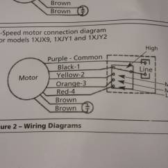 4 Speed Blower Motor Wiring Diagram Kenworth Headlight 1xjy1 Dayton Flowhood Mushroom