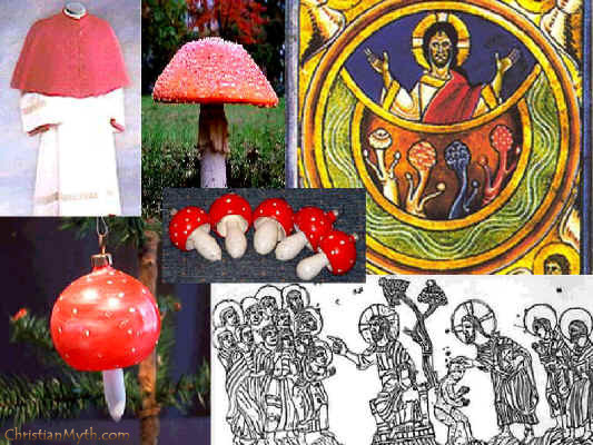 Amanita Muscaria And The Gods The Psychedelic Experience