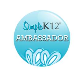 Ambassador blog badge