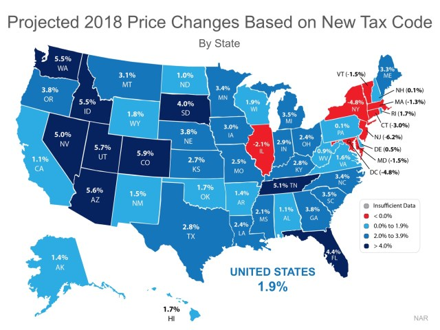 What Impact Will the New Tax Code Have on Home Values?   Simplifying The Market
