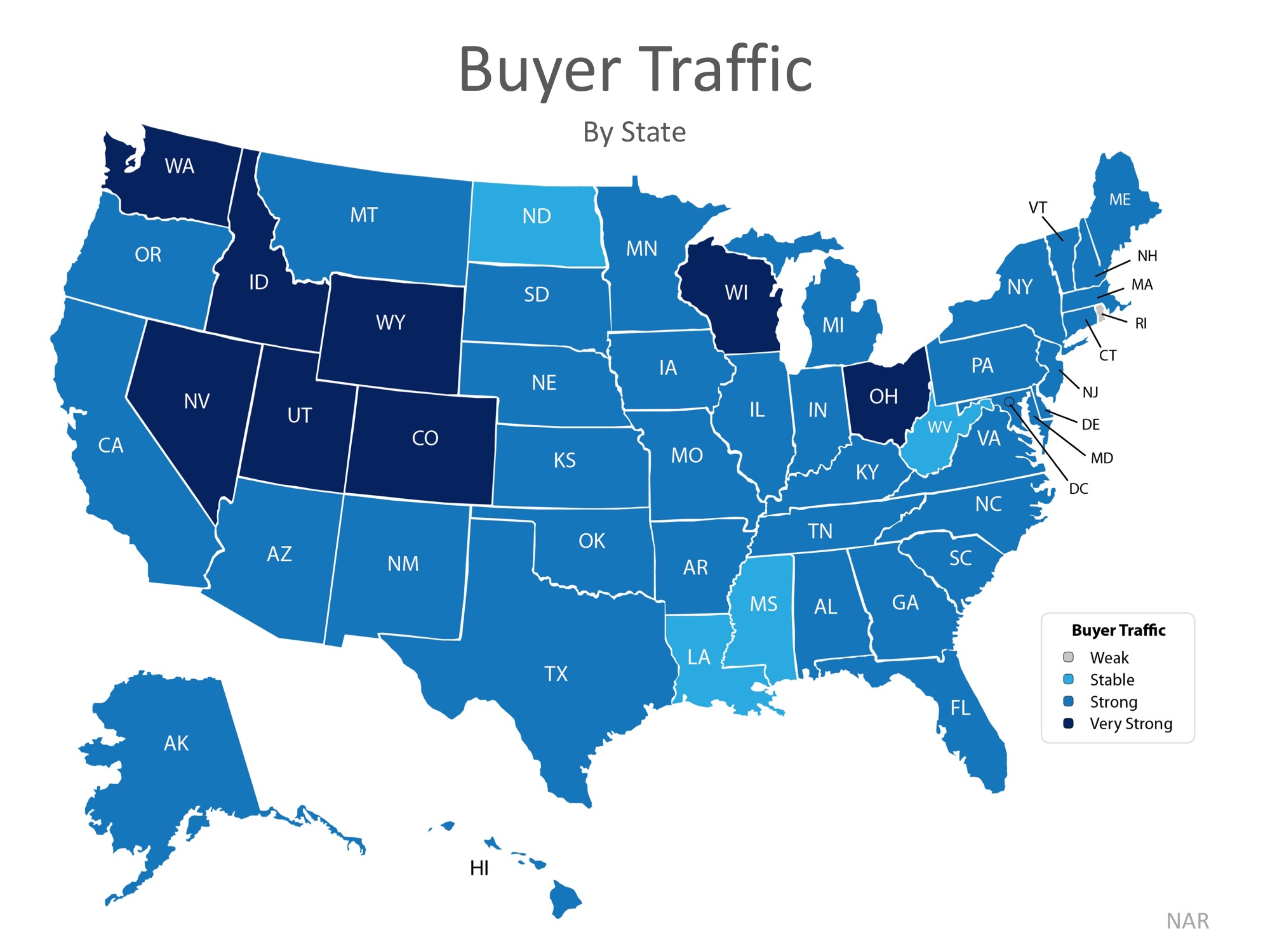 Buyer Demand Still Outpacing the Supply of Homes for Sale | Simplifying The Market