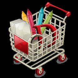 shopping cart icon ecommerce icons softicons file stuff