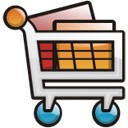 cart icon shopping marmalade icons softicons icojam previous