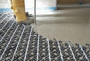 Riscaldamento A Pavimento Con Posa A Secco Riscaldamento