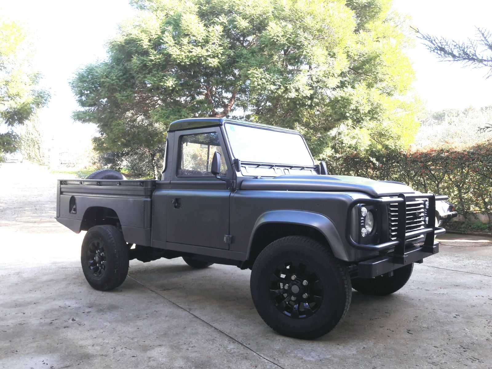 Land Rover Defender 90 110 LHD for USA and Europe