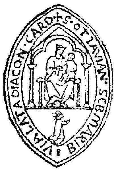 i signori dell'appennino cardinale ottaviano degli ubaldini