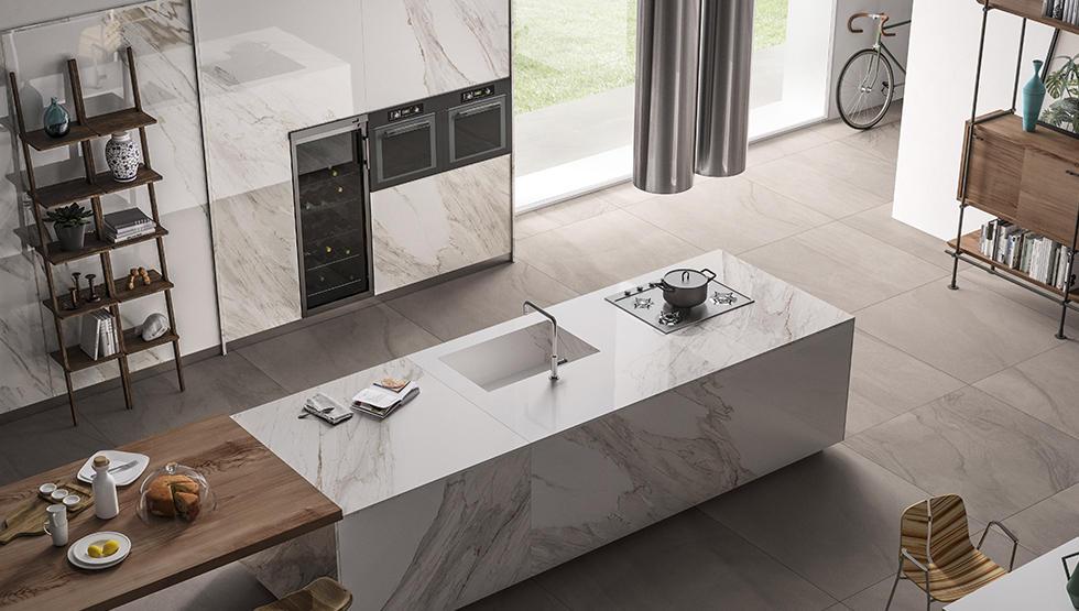 Piano Cucina Cemento - Idee per la decorazione di interni - coremc.us