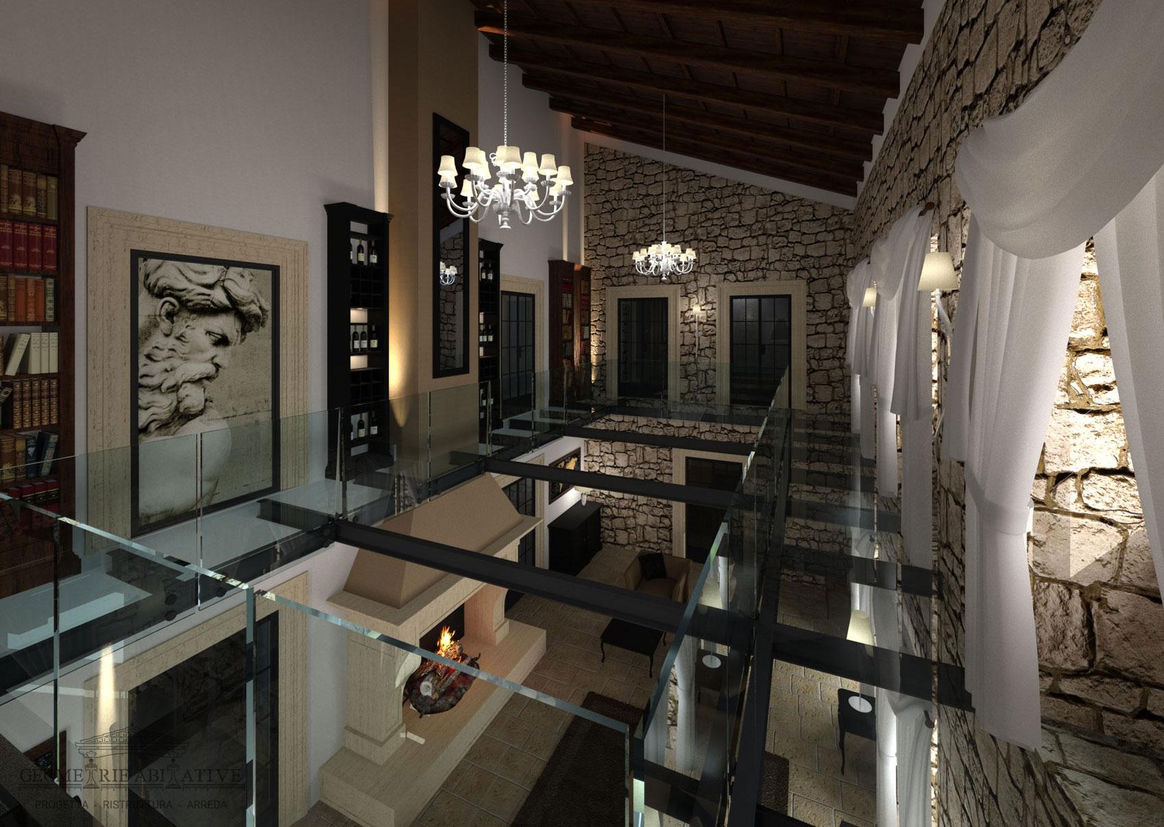 Sogni mai di vivere in una casa di lusso? Interior Design Case Di Lusso Geometrie Abitative