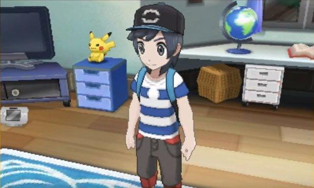 Pokémon Sonne Und Mond Frisuren Und Kleidung Freischalten Alle