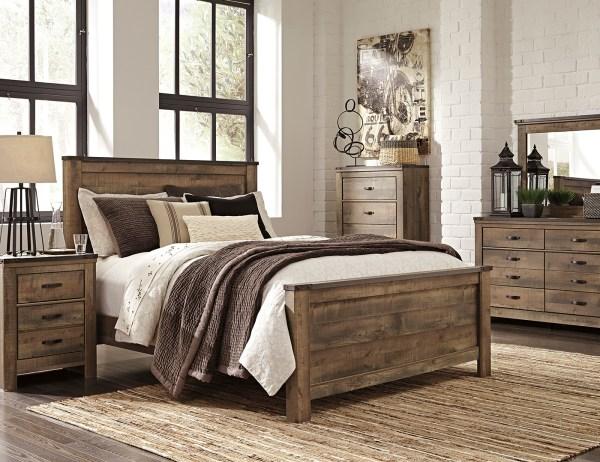 Trinell 5-pc. King Bedroom Set Steinhafels