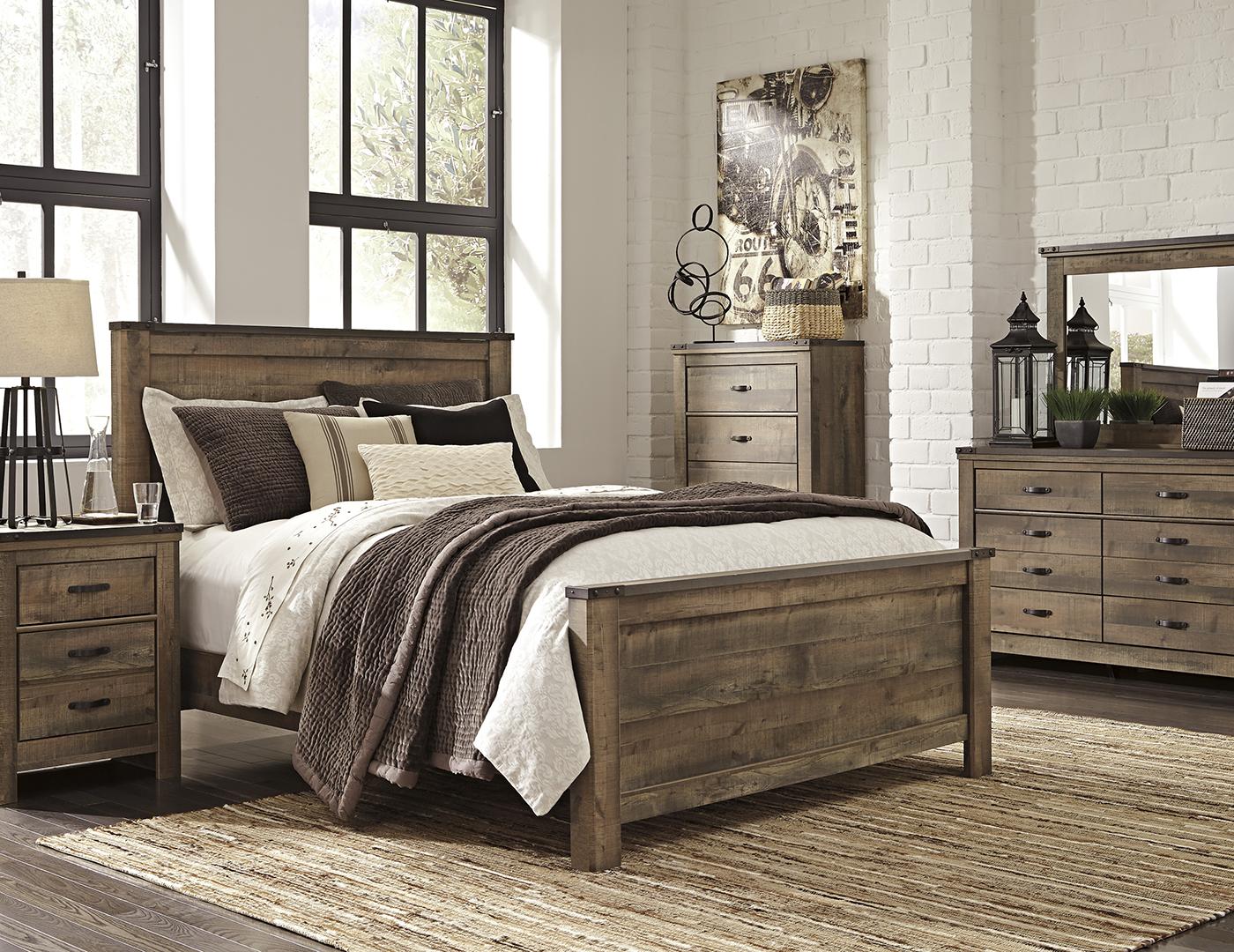 Trinell 5pc Queen Bedroom Set Steinhafels