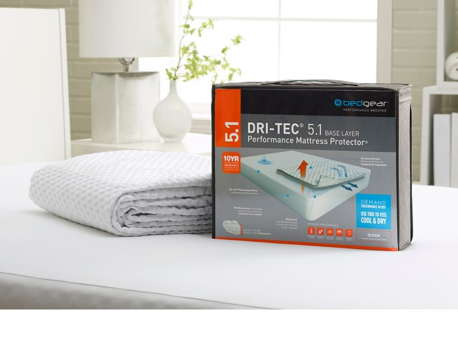 Bedgear 5 1 Dri Tec Moisture Wicking King Mattress Protector