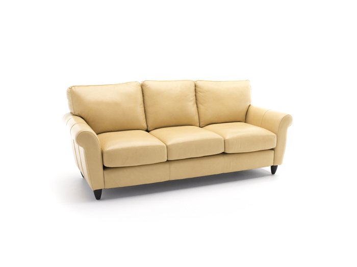 smallest sleeper sofa gold velvet bed cameo leather | steinhafels