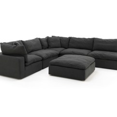 6 Piece Modular Sectional Sofa Protaras Map Direct Designs Dream Pc Steinhafels