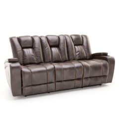 Deacon Leather Power Reclining Sofa Reviews Dakota Fantastic Furniture Grey And Loveseat Review Home Co