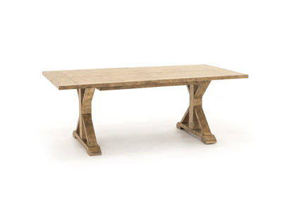 Riley Round Solid Maple Dining Table  Steinhafels