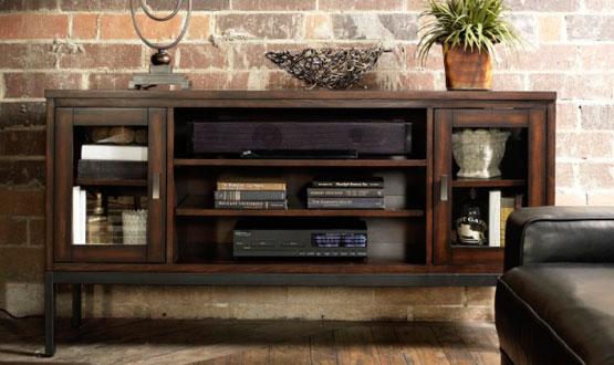 living room media furniture redecorate entertainment steinhafels tv consoles