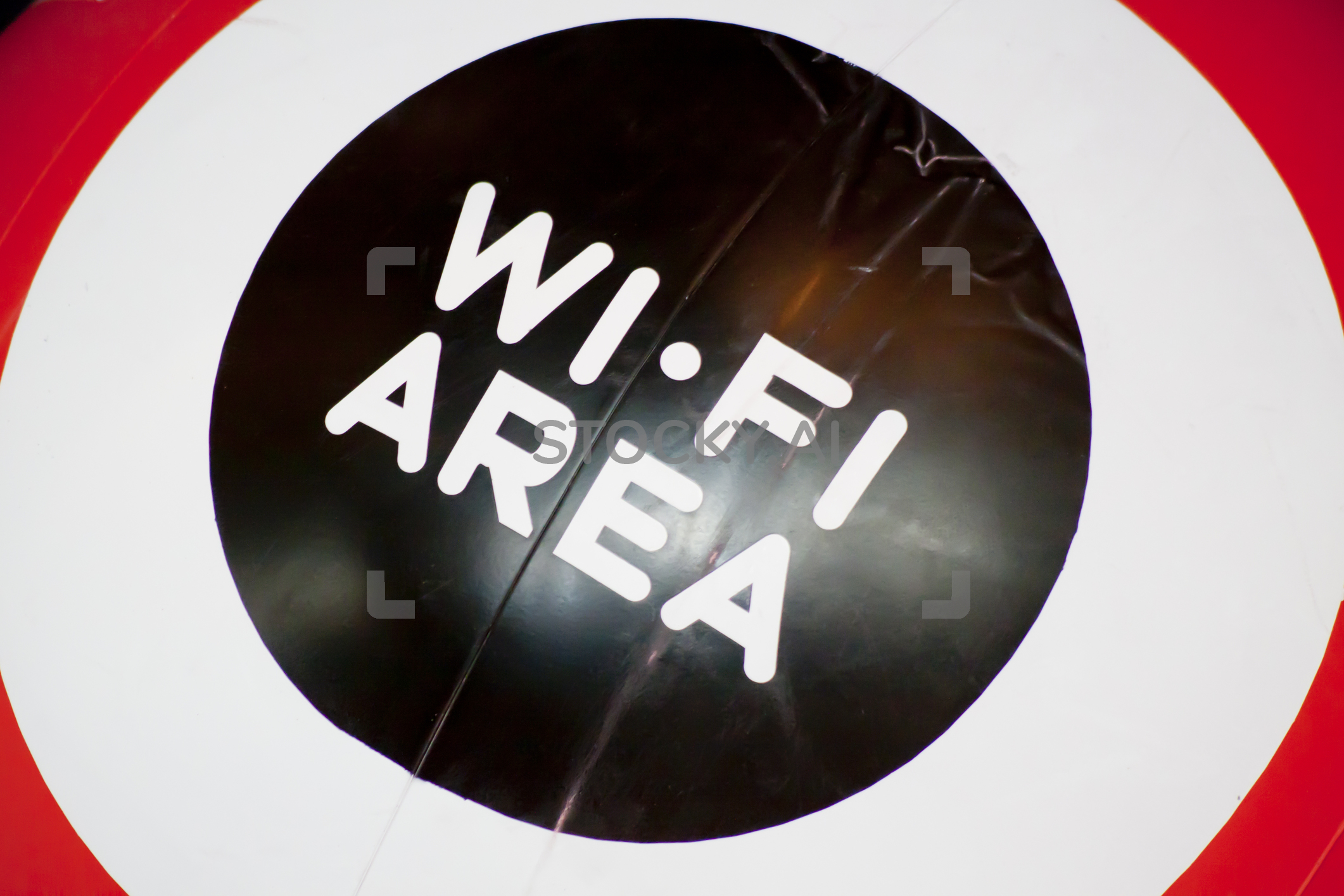 image of wifi zone