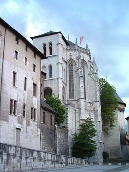 Chateau Des Ducs De Savoie : chateau, savoie, Media, Gallery, Château, Savoie, (Chambéry,, 1466,, Century), Structurae