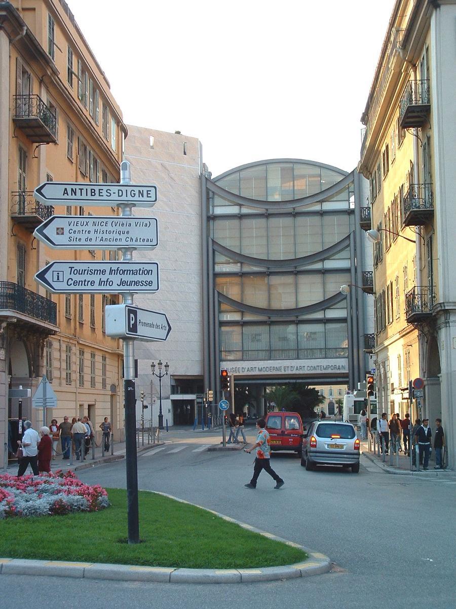 Musée d'Art Moderne et d'Art Contemporain | Nice