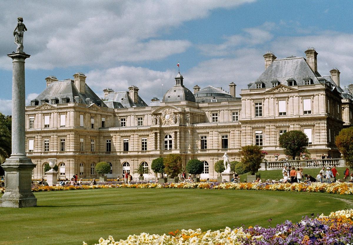 palais du luxembourg paris 6 1630
